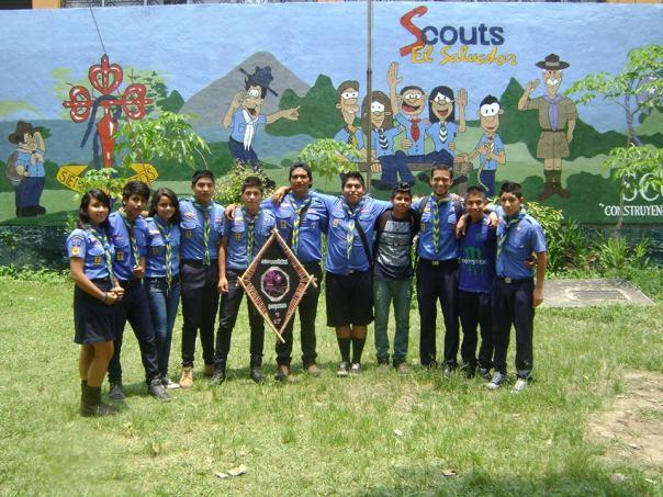 """Nuestra Comunidad de Caminantes """"Impeesa"""" en Casa Scout"""